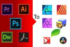 Adobe to Affinity